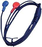 MedNovis 34001 Spezialverbindungskabel für externe EKG-Elektroden