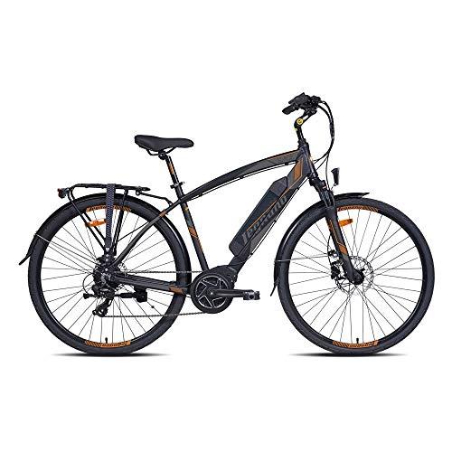 Legnano E-Bike Sage 28\'\' 8v Tg.50 BEWO 250Wh 2018 (City Bike Elettriche)