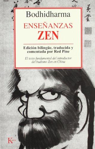 Enseñanzas Zen (Clásicos) por Bodhidharma