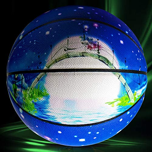 Baloncesto Fluorescencia