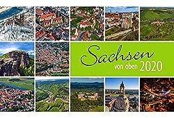 Sachsen von oben 2020: Luftaufnahmen