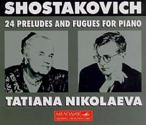 Chostakovitch : 24 Préludes et Fugues pour piano, Op. 87