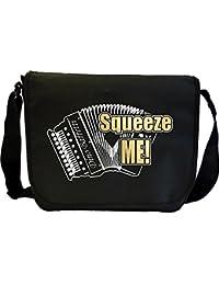 Melodeon Squeeze Me - Sheet Music Document Bag Musik Notentasche MusicaliTee