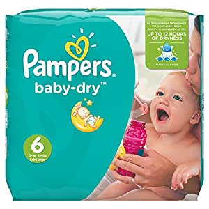 pampers baby dry 3 monatsbox