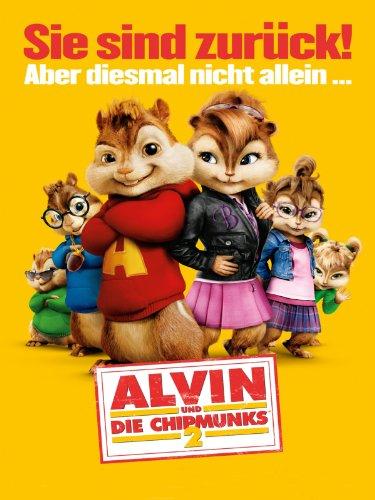 Alvin und die Chipmunks 2 -