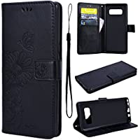 CE-Link Samsung Galaxy Note 8 Hülle Handyhülle Lederhülle Ledertasche Schutzhülle Premium PU Leder Flip Wallet... preisvergleich bei billige-tabletten.eu
