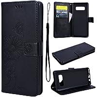 Preisvergleich für CE-Link Samsung Galaxy Note 8 Hülle Handyhülle Lederhülle Ledertasche Schutzhülle Premium PU Leder Flip Wallet...