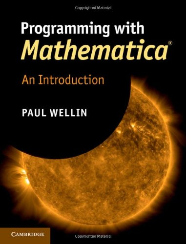 Programming with Mathematica : An Introduction Hardback
