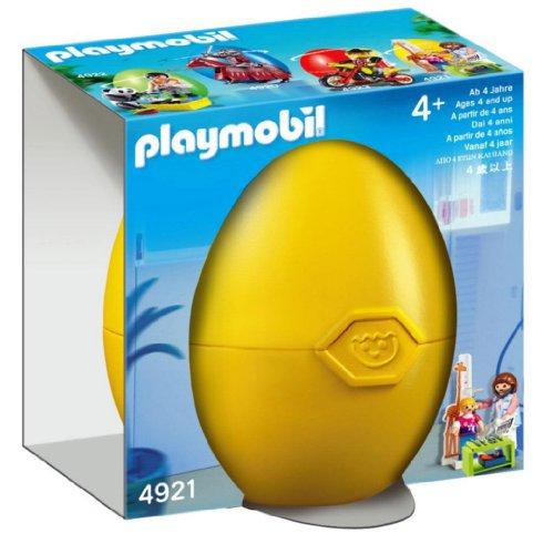Playmobil Huevo Pediatra niña