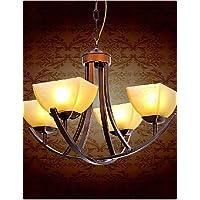 goud lampadario in stile europeo vintage 4lampadario