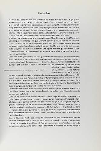Alain Clément: Peintures 1980-1995