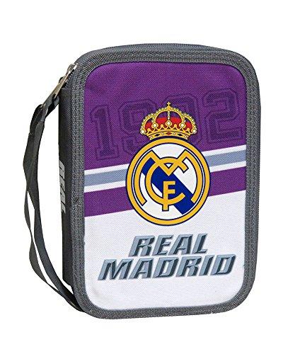"REAL MADRID CF® Plumier 2 Pisos ""p"""