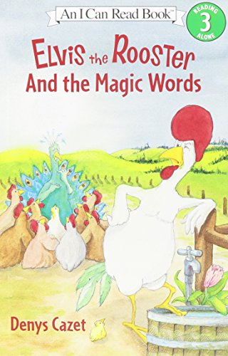 Elvis the Rooster and the Magic Words [With Teacher's Guide and 4 Paperbacks]