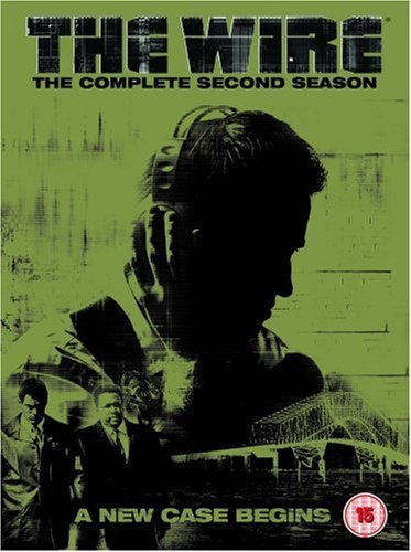 The Wire: Complete HBO Season 2 [DVD] [2005] by Dominic West