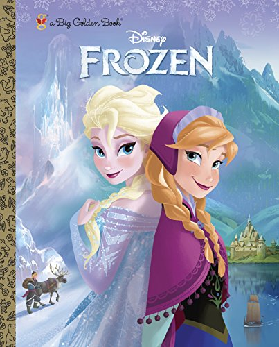 Disney Frozen (Big Golden Books)