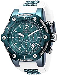 Invicta Reloj Análogo clásico para Hombre de Cuarzo con Correa en Acero Inoxidable 28029