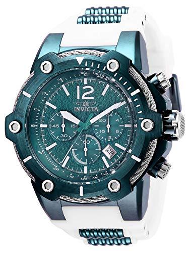 Invicta 28029 Bolt Reloj para Hombre acero inoxidable quarzo Esfera verde