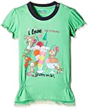 #7: Donuts Baby Girls T-Shirt (265970483_Green_18M)