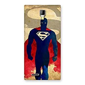 Special Enter The Man Back Case Cover for Micromax Canvas Xpress A99