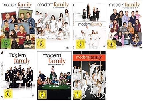 Modern Family - Staffel 1-7