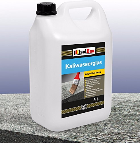 ▷ Kaliwasserglas ▷ Oberflächen einfach versiegeln - bauen.de