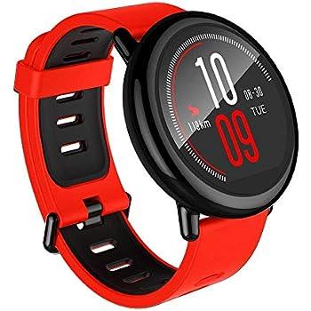 Xiaomi AMAZFIT Pace Smartwatch GPS Multideporte 1.34 Táctil,relojes deportivos con seguimiento de actividad durante,pantalla táctil ...