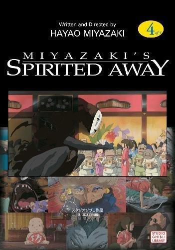 SPIRITED AWAY TP VOL 04 (C: 1-0-0): v. 4 por Hayao Miyazaki