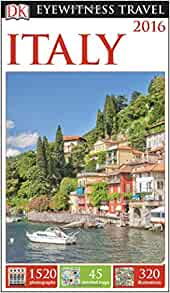 Eyewitness Travel Books Italy