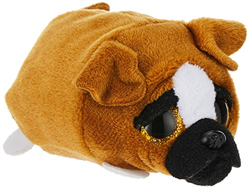 """Teeny Ty Dog Boxer - Diggs - 8cm 3"""""""