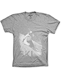Varsity Punk Ski Halftone T-Shirt