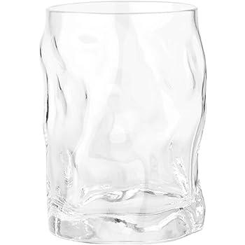 Bormioli Rocco Sorgente vetro del whisky 300ml, 6 vetro