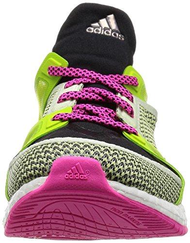 best sneakers 8e39c 48b70 adidas Pure Boost X Tr W, Chaussures de Foot Femme, Multicolore Noir  rose  ...
