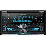 Kenwood DPX-5000BT Autoradio Noir