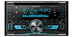 kenwood dpx 5000bt sintolettore cd usb 2din con bluetooth integrato nero elettronica. Black Bedroom Furniture Sets. Home Design Ideas