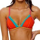 Banana Moon - Top de bikini - para mujer naranja 42