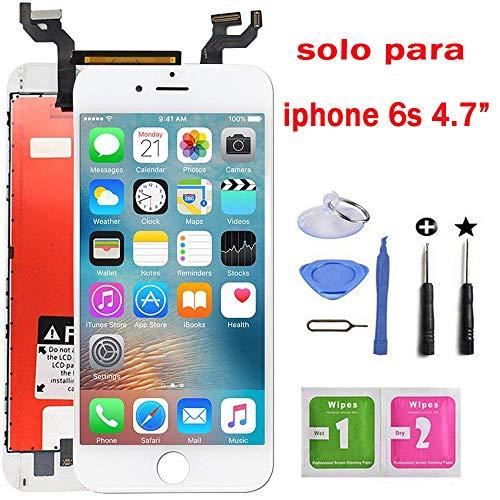 Hoonyer Pantalla iPhone 6S Pantalla 4.7 Pulgadas Marco