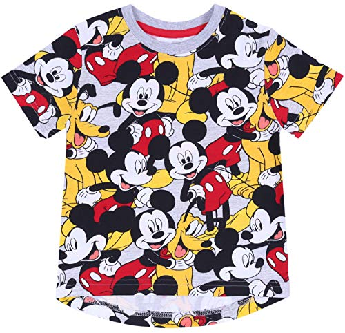 Camiseta Mickey Mouse y Pluto Disney 2-3 Años 98 cm