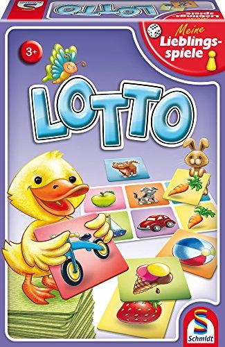 Schmidt Spiele 40546 Lotto, Kinderspiel