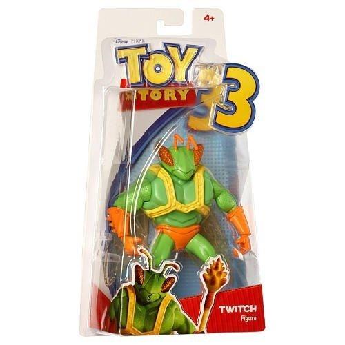 Disney / Pixar Toy Story 3 Basic Action Figure Twitch