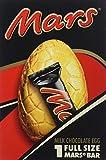 Mars Medium Chocolate Easter Egg, 141 g, Pack of 3
