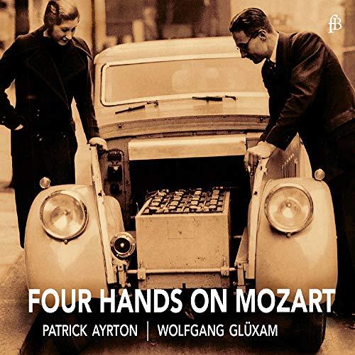 Four Hands on Mozart - Werke für Klavier zu vier Händen KV 358/381/501/521