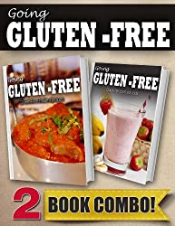 Gluten-Free Indian Recipes and Gluten-Free Recipes For Kids: 2 Book Combo (Going Gluten-Free) (English Edition)