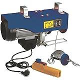 Treuil électrique câble mécanique 500kg/1000 kg avec télécommande à fil