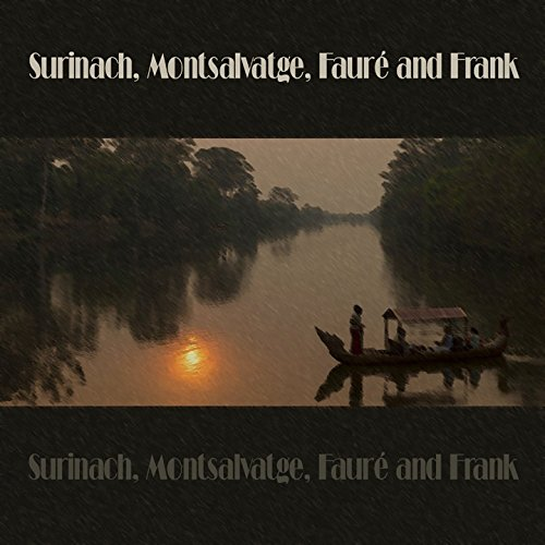 Surinach, Montsalvatge, Fauré and Frank de Rafael Fruhbeck ...