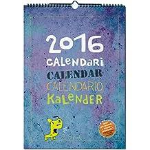 2016 calendari montse bosch