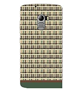 PrintDhaba Legs Pattern D-1879 Back Case Cover for LENOVO VIBE X3 c78 (Multi-Coloured)