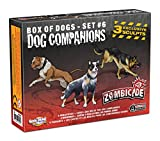 Zombicide Box of Dogs Set #6: Dog Compan...