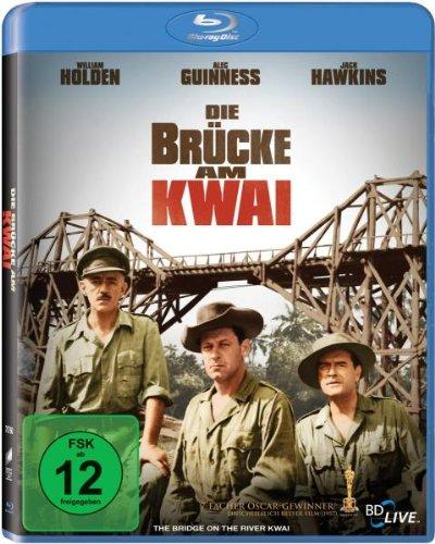 Bild von Die Brücke am Kwai [Blu-ray]