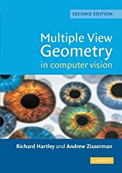 Multiple View Geometry in Computer Vision by Richard Hartley (2004-04-19)