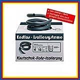 Kaimann Kaiflex HTplus Isolierung Schlauch endlos (EnEV 50%) 10x15mm, 33m